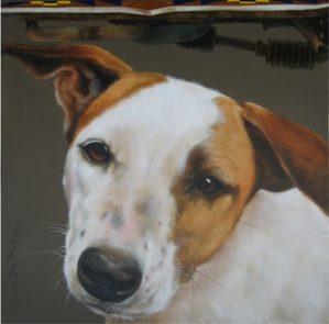36″x 36″ / Oil on Canvas / 2008