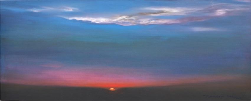 Impression Sunrise After Monet