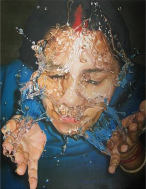 78″x 60″ / Oil on Canvas / 2007